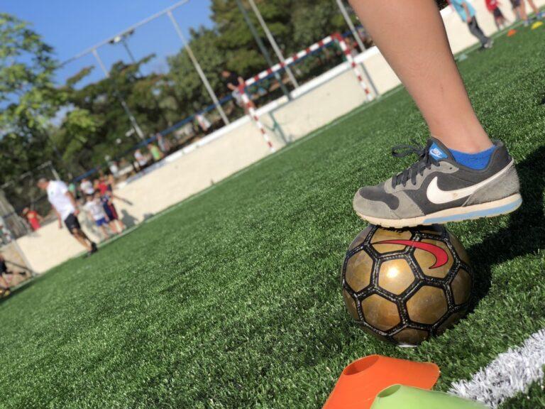 Ποδόσφαιρο στην Φωλιά